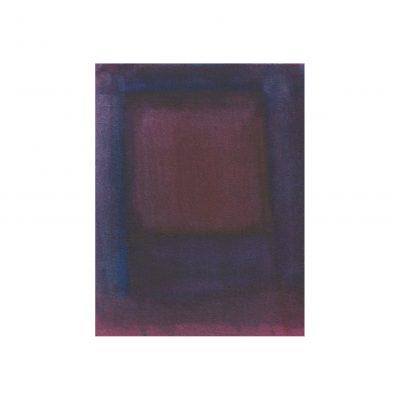 o. T., Aquarell auf Papier, 10,2 x 7,8 cm, 2014