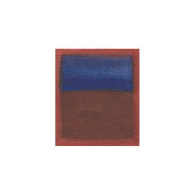 o. T., Aquarell auf Papier, 7,5 x 6,5 cm, 2015