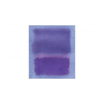 o. T., Aquarell auf Papier, 7,7 x 6,7 cm, 2011