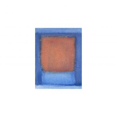 o. T., Aquarell auf Papier, 7,8 x 6 cm, 2014