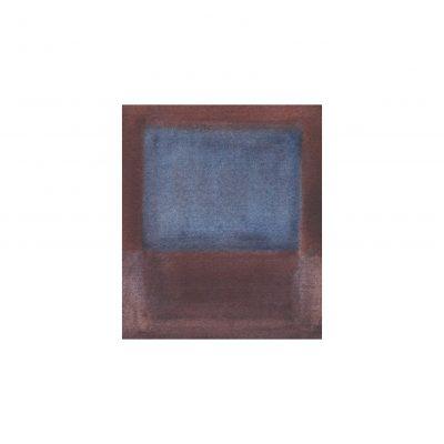 o. T., Aquarell auf Papier, 7,9 x 6,8 cm, 2015
