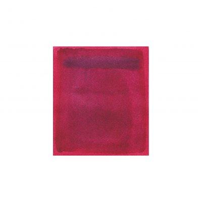 o. T., Aquarell auf Papier, 8,1 x 7,1 cm, 2015