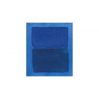 o. T., Aquarell auf Papier, 8,2 x 7 cm, 2012