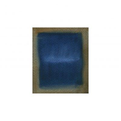 o. T., Aquarell auf Papier, 8,2 x 7 cm, 2017