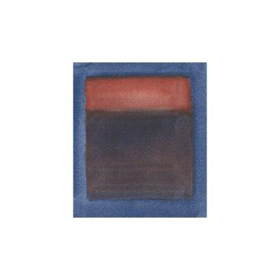 o. T., Aquarell auf Papier, 8,3 x 7,2 cm, 2015