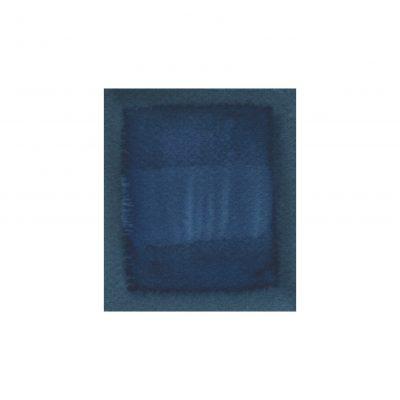 o. T., Aquarell auf Papier, 8,4 x 7,2 cm, 2017