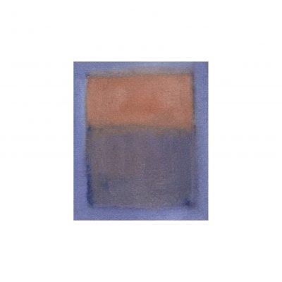 o. T., Aquarell auf Papier, 8,5 x 7,2 cm, 2015