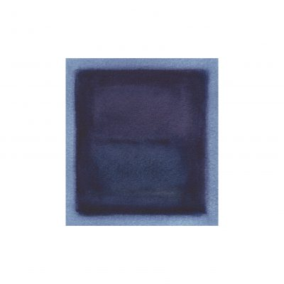 o. T., Aquarell auf Papier, 8,9 x 8 cm, 2015
