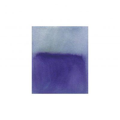 o. T., Aquarell auf Papier, 8,5 x 7 cm, 2011