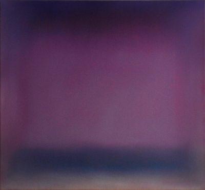 pink and blue, 60 x 70 cm, Öl auf Leinwand, 2014
