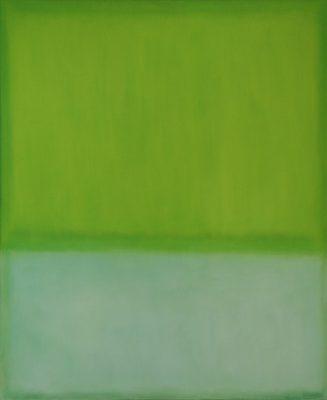 Primavera, 85 x 70 cm, Öl auf Leinwand, 2009