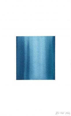translucence No.2, 24 x 15 cm, Aquarell auf Papier 300 g, VIII-2018
