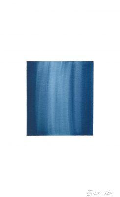 translucence No.11, 24 x 15 cm, Aquarell auf Papier, VIII-2018