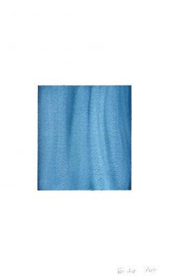 translucence No.4, 24 x 15 cm, Aquarell auf Papier 300 g, VIII-2018