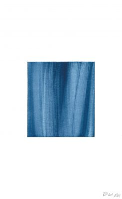 translucence No.8, 24 x 15 cm, Aquarell auf Papier, VIII-2018