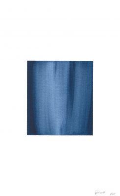 translucence No.17, 24 x 15 cm, Aquarell auf Papier, VIII-2018