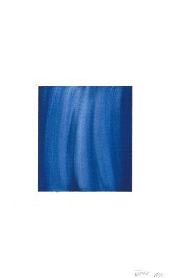 translucence No.1, 24 x 15 cm, Aquarell auf Papier 300 g, VIII-2018