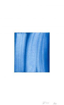 translucence No.6, 24 x 15 cm, Aquarell auf Papier, VIII-2018tr