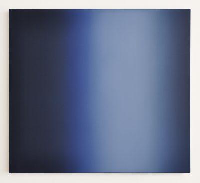 untitled, 90 x 100 cm, Öl auf Leinwand, III-2020