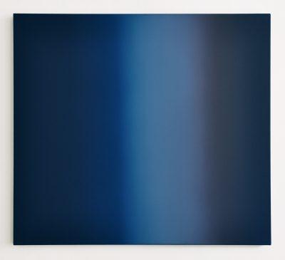 untitled, 90 x 100 cm, Öl auf Leinwand, IV-2020