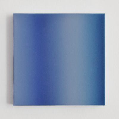 untitled, 30 x 30 cm, Öl auf Leinwand, VII-2020