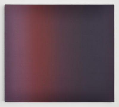 untitled, 80 x 90 cm, Öl auf Leinwand, III-2020
