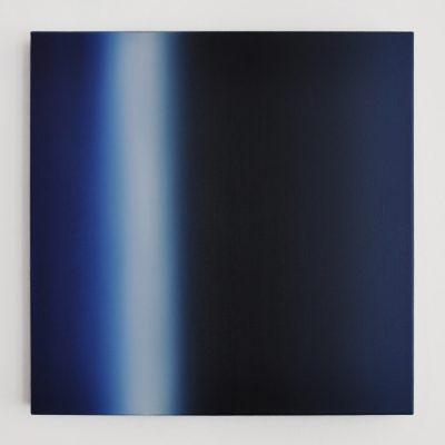 untitled, 60 x 60 cm, Öl auf Leinwand, X-2020