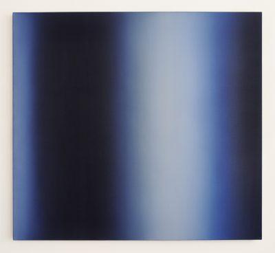 untitled, 110 x 120 cm, Öl auf Leinwand, II-2020
