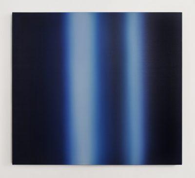 untitled, 90 x 100, Öl auf Leinwand, XII-2020