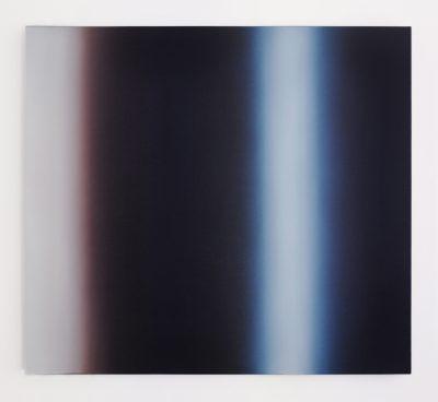 untitled, 90 x 100 cm, Öl auf Leinwand, IX-2020