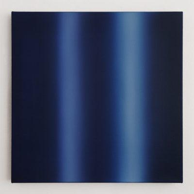untitled, 60 x 60 cm, Öl auf Leinwand, XII-2020