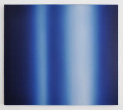 untitled / Liminal, 80 x 90 cm, Öl auf Leinwand, I-2021