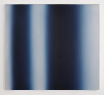 untitled / Liminal, 90 x 100 cm, Öl auf Leinwand, II-2021