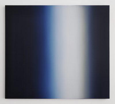 untitled / Liminal, 90 x 100 cm, Öl auf Leinwand, III-2021