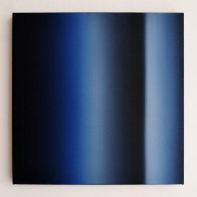 untitled / Liminal, 60 x 60 cm, Öl auf Leinwand, VIII-2021